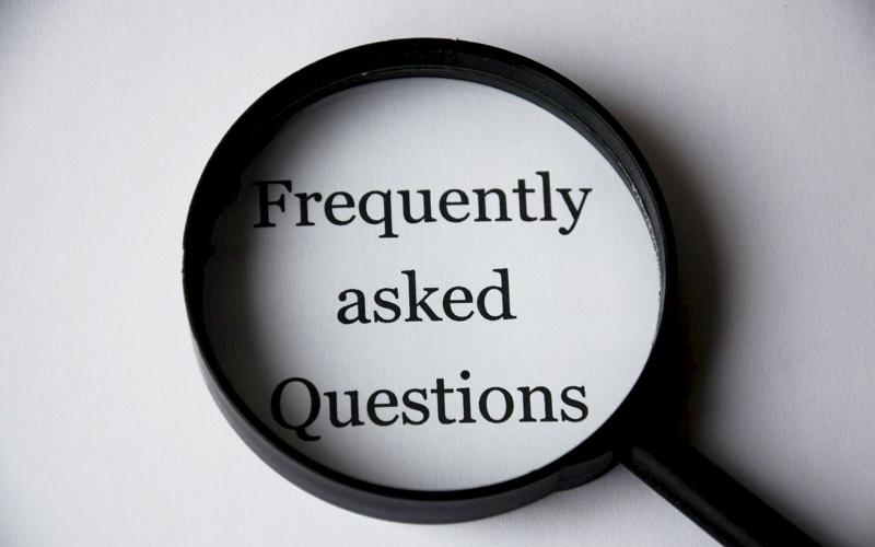 Veelgestelde vragen door kandidaten